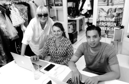 Vienna Fashion Week Team