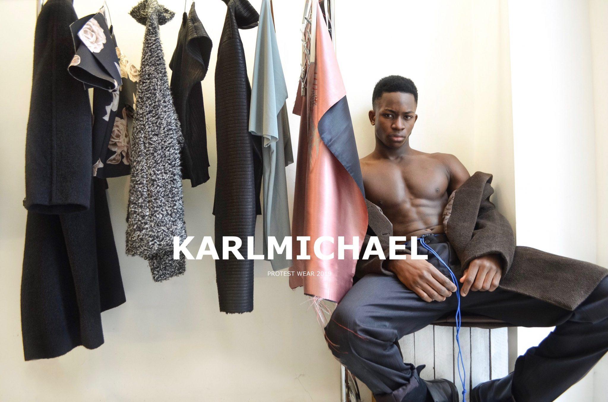 Karl Michael MQ Vienna Fashion Week 2018