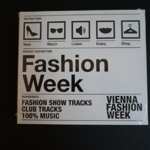 Vienna Fashion Week CD