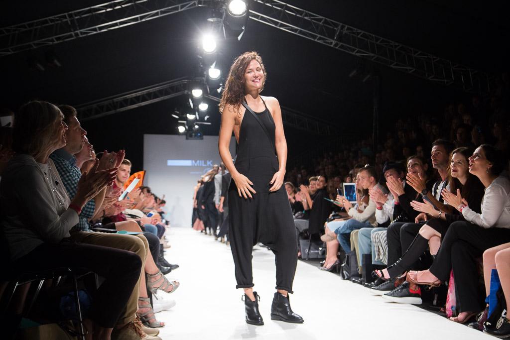 Nicole Komitov - designer of Milk.