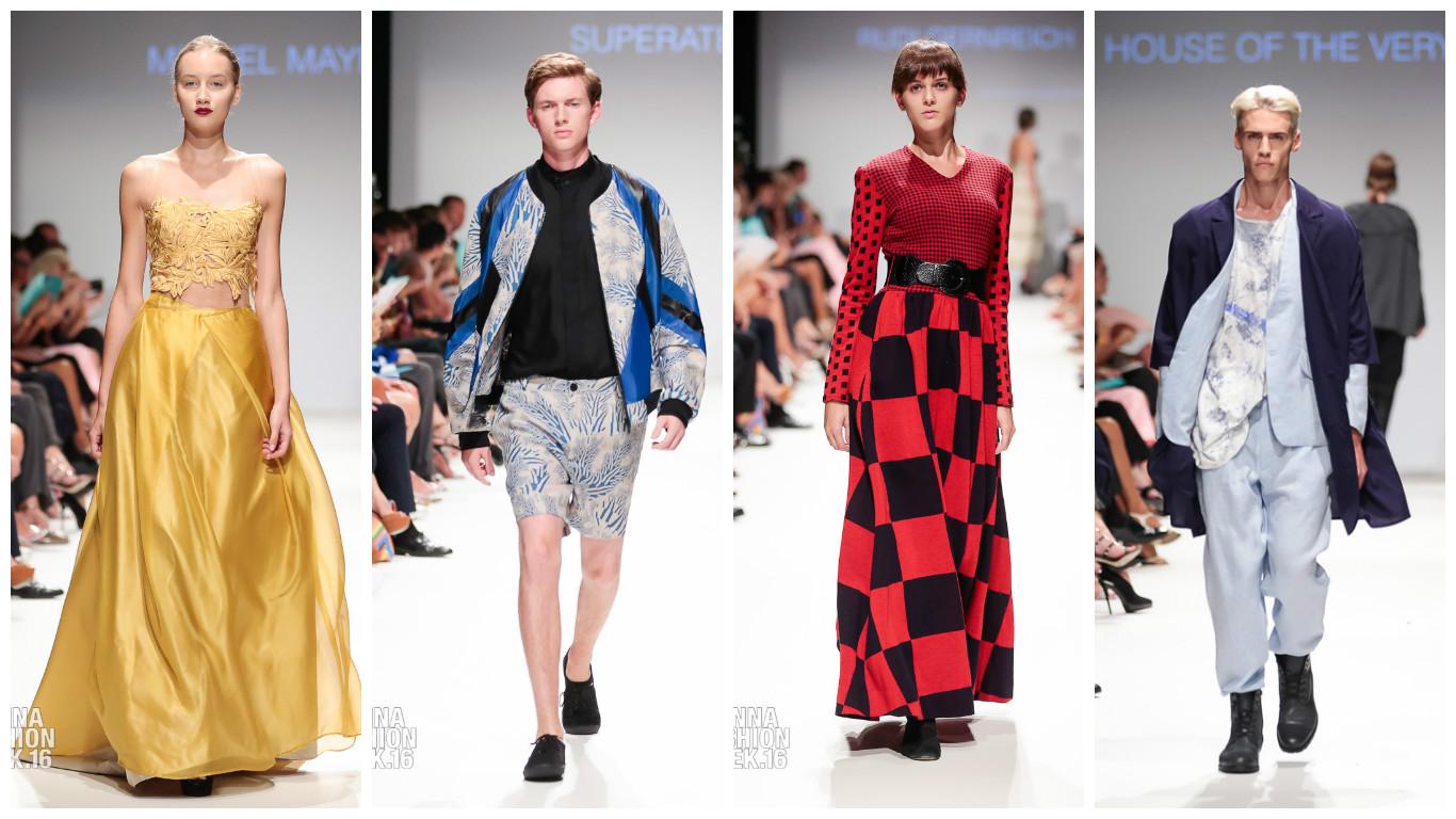 Fashion Week Auftakt Von Adlm Ller Bis Roshi Porkar Mq