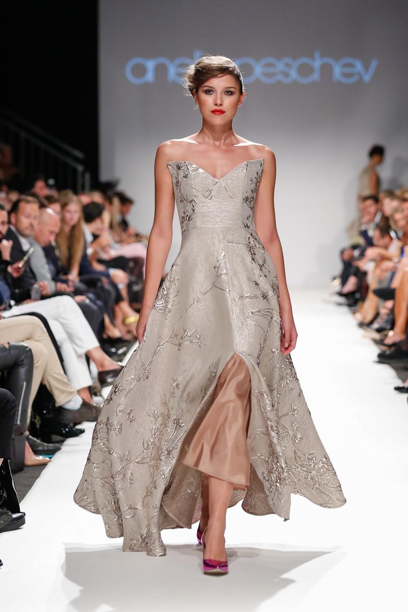 Designer Anelia Peschev, unknown model
