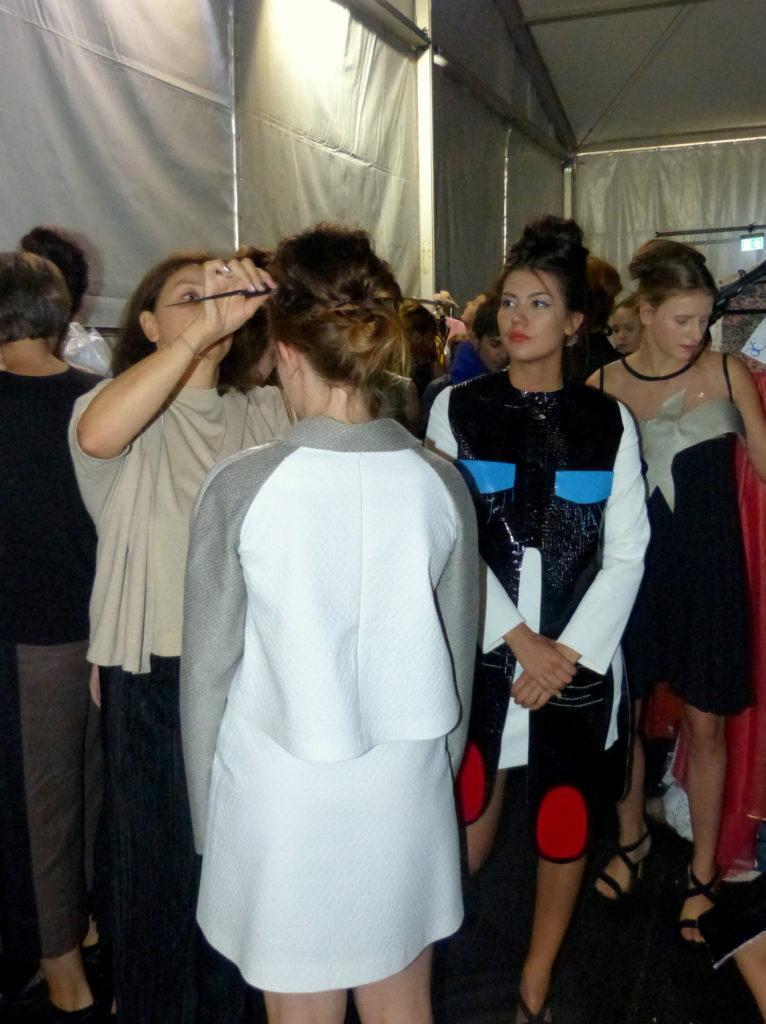 Modeschule Michelbeuern © Christina Seitz