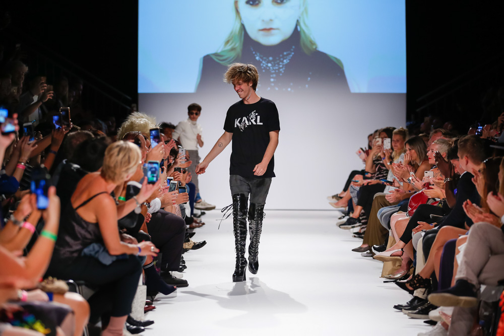 MQ VIENNA FASHION WEEK.18 Karl Michael © Sara Kurig