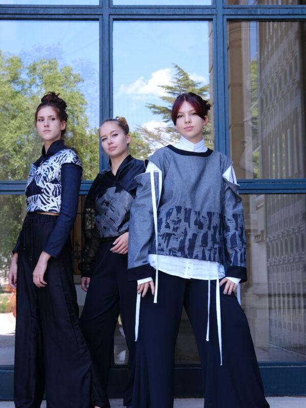 Modeschule Michelbeuern MQVFW.21 ©Theresa Reidinger, Hanna Mitterbauer